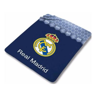 PLAID REAL MADRID  130X160