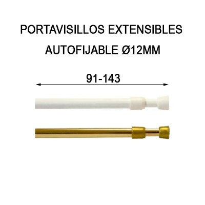 PORTAVISILLO EXTENSIBLE...