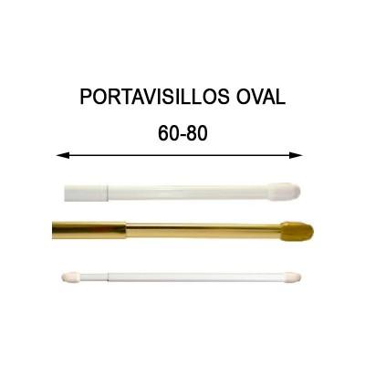 PORTAVISILLO OVAL 60-80CM