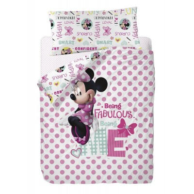 FUNDA NÓRDICA MINNIE...
