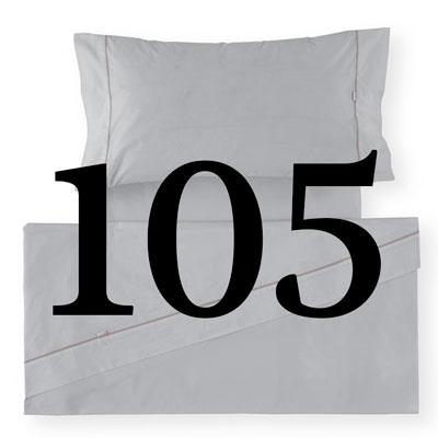 Sábana de cama de 105 cm