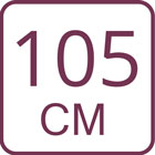 sabana 105 cm